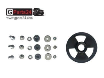 G-Klasse Scheibenwischerantrieb Reparatursatz Antrieb Scheibenwischer Repsatz A4638201841 w463 w461 w460 A0008201040