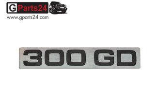 G-Klasse Spiegel Emblem 300GD Chrome Typkennzeichen 300GD Emblem 300 GD Schriftzug Chrome w460 w461 A4608170915