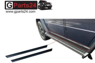 G-Klasse Schwellerleiste Leiste Seitenleiste Stoßleiste A4636901362 G-Klasse langer Radstand 2850 mm Mercedes