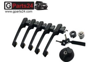 G-Modell Schließgarnitur 5-Türer w460 Schließanlage w461 mit Tankdeckel mit Entlüftung A4608901067 Türgriff Zündschloss