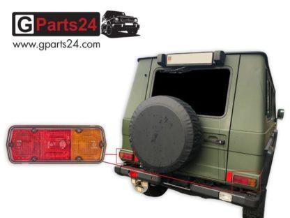 G-Klasse Rücklicht Militär Greenliner Wolf Puch 24V A0005448303 Schlussleuchte